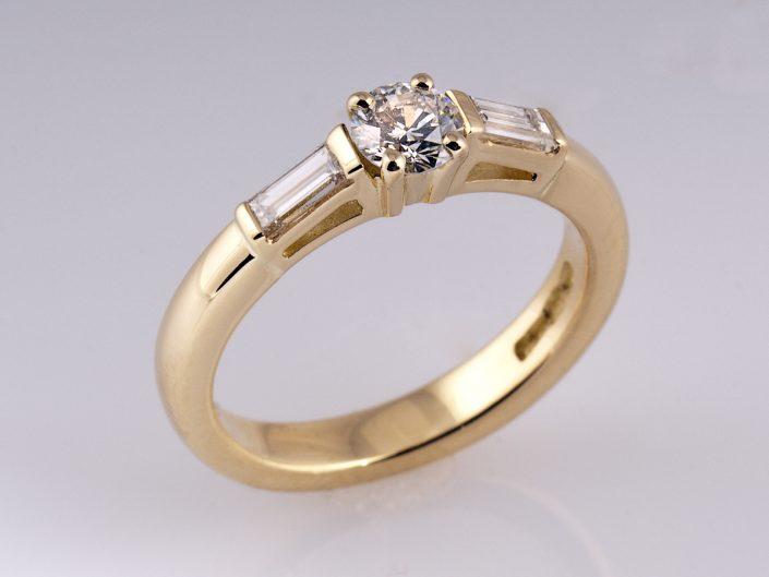 Piere Engagement Ring